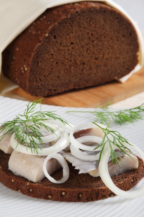 Процесс производства хлеб бородино премиум